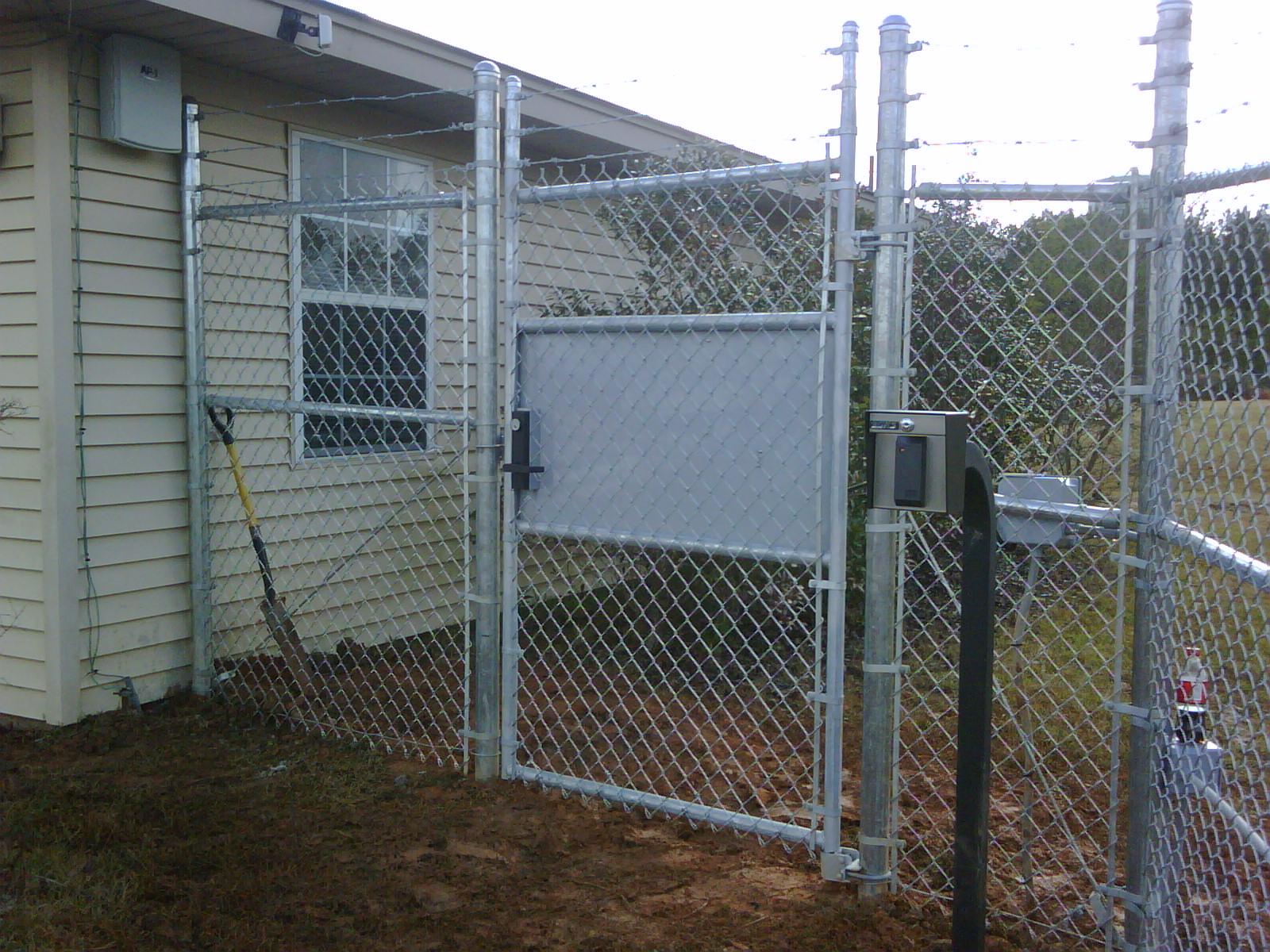 Commercial Jefcoat Fence Company Of Hattiesburg